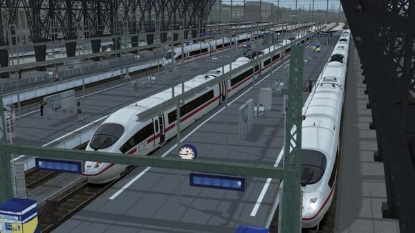скриншот Train Simulator: Frankfurt High Speed: Frankfurt – Karlsruhe Route Extension Add-On 4