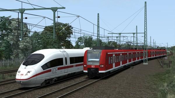 скриншот Train Simulator: Frankfurt High Speed: Frankfurt – Karlsruhe Route Extension Add-On 1