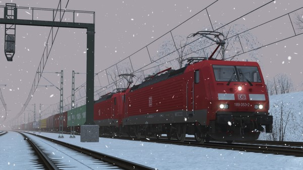 скриншот Train Simulator: Frankfurt High Speed: Frankfurt – Karlsruhe Route Extension Add-On 3
