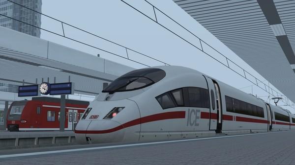 скриншот Train Simulator: Frankfurt High Speed: Frankfurt – Karlsruhe Route Extension Add-On 5