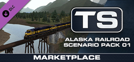 TS Marketplace: Alaska Railroad Scenario Pack 01