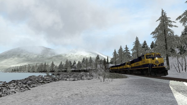 TS Marketplace: Alaska Railroad Scenario Pack 01 (DLC)