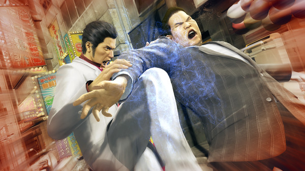 Yakuza Kiwami v1.0 Plus 23 Trainer-FLiNG