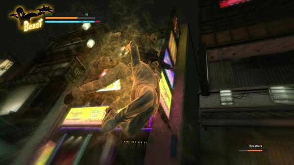 скриншот Yakuza Kiwami 2