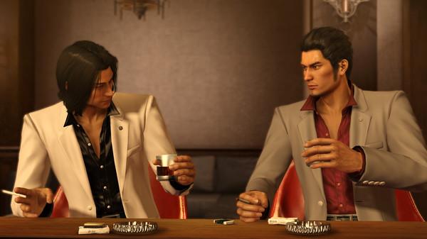 скриншот Yakuza Kiwami 3