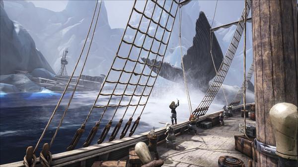 скриншот ATLAS 8