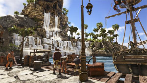 La aventura de piratas Atlas concreta su llegada a Xbox Game Preview