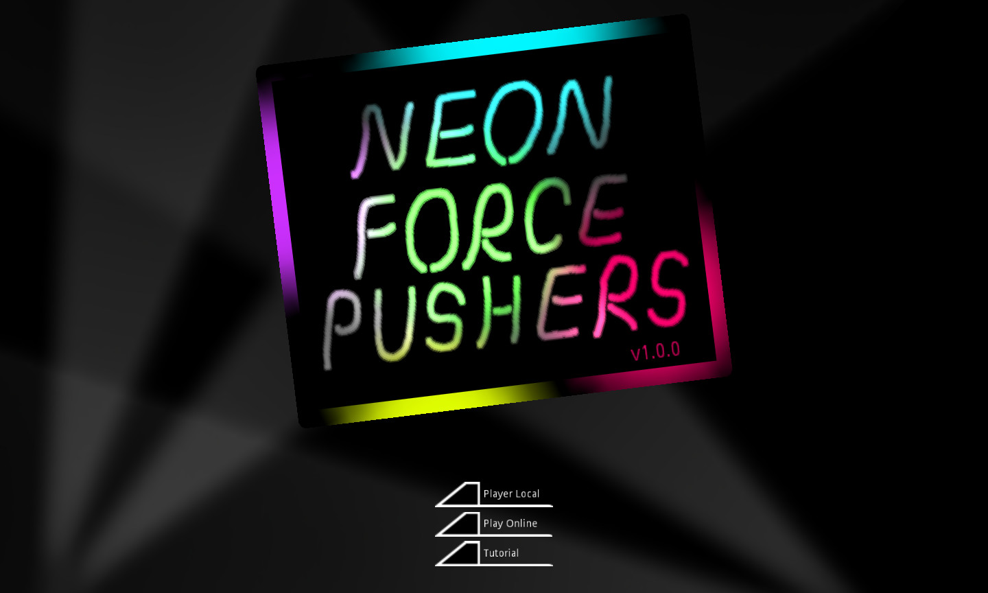 Neon Force Pushers on Steam