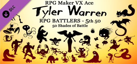 RPG Maker VX Ace - Tyler Warren RPG Battlers - 5th 50