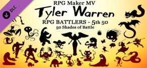 RPG Maker MV - Tyler Warren RPG Battlers - 5th 50