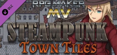 RPG Maker MV - Steampunk Town Tiles