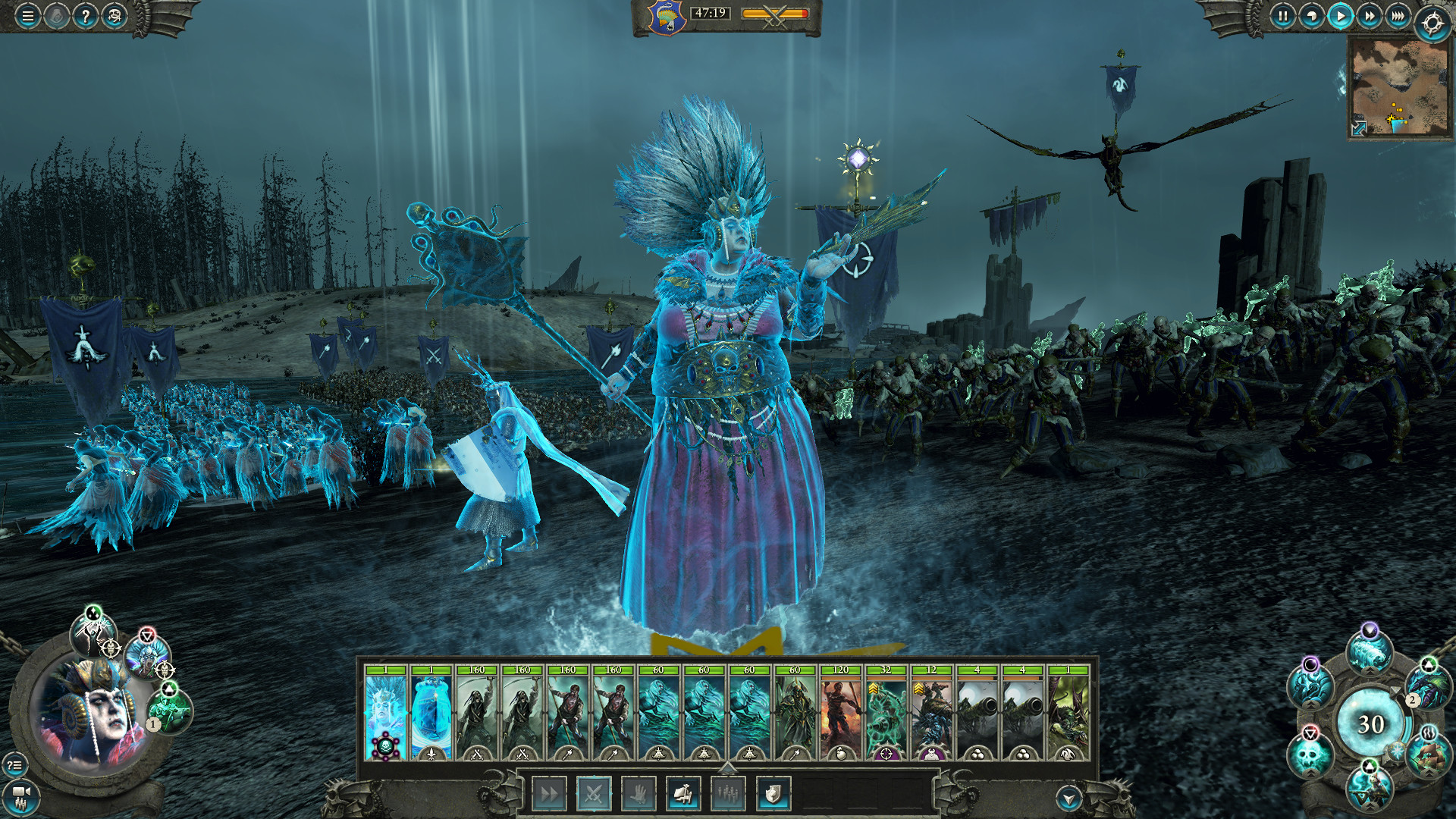 total war warhammer 2 3dm