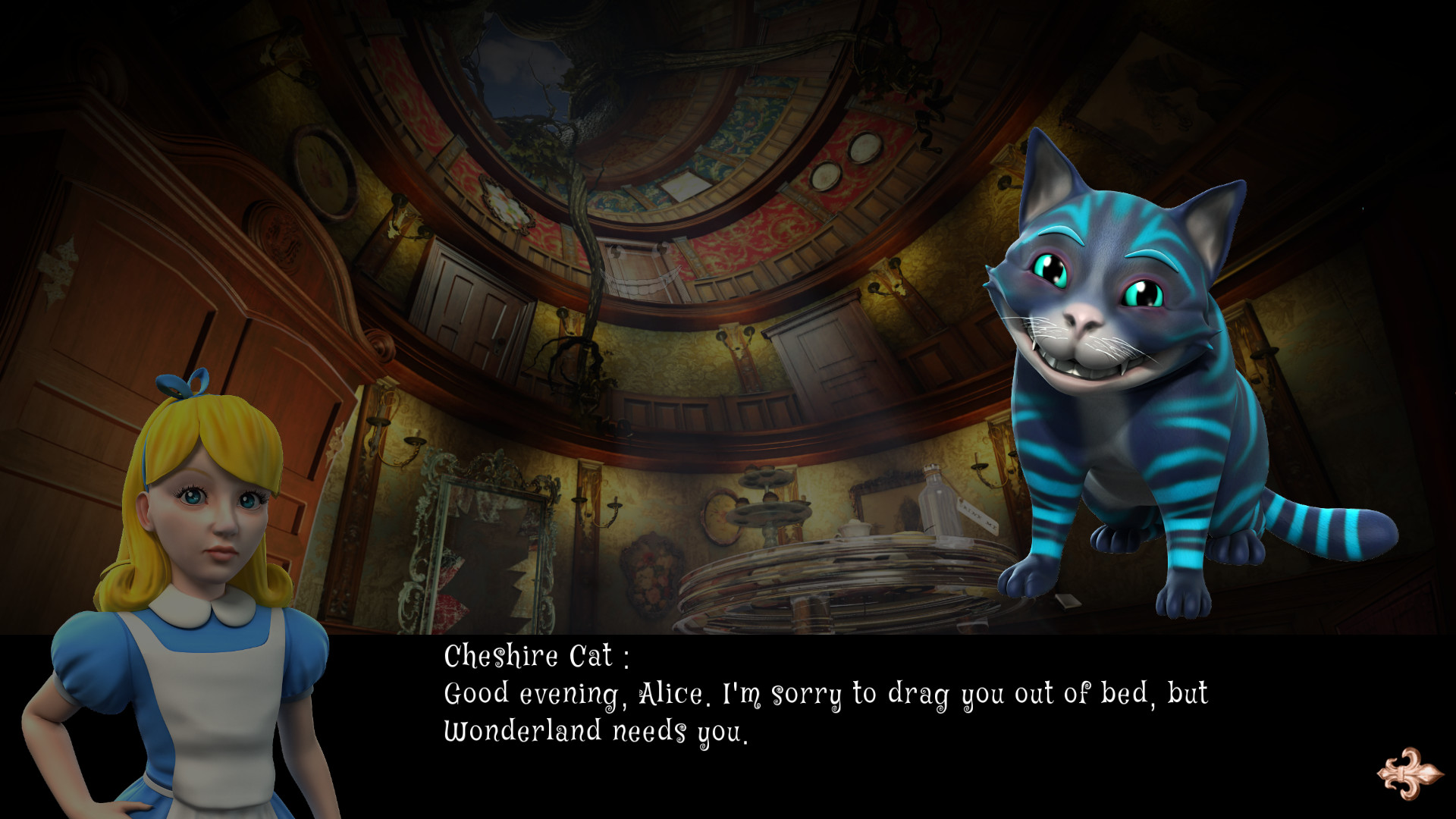 Alice - Behind The Mirror (full) - A Hidden Object Adventure I cant get the teapot!