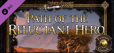 Купить Fantasy Grounds - Path of the Reluctant Hero (PFRPG) (DLC)