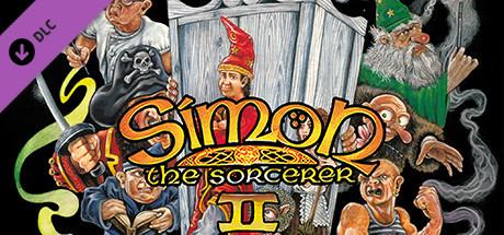 Купить Simon the Sorcerer 2 - Legacy Edition (French) (DLC)