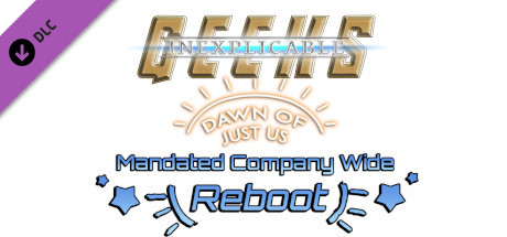 Inexplicable Geeks: Mandated Company Wide Reboot