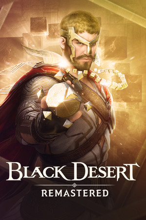 Black Desert Online poster image on Steam Backlog