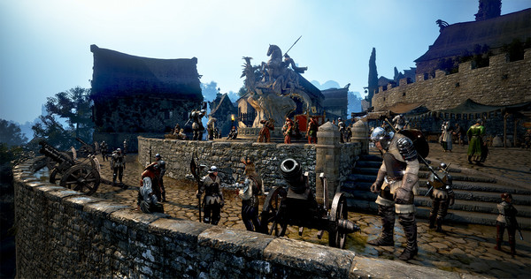Black Desert Online Steam (Türkiye ve MENA)