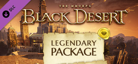 Black Desert Online - Legendary Package