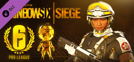 Tom Clancy's Rainbow Six Siege - Pro League Lesion Set