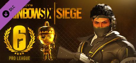 Tom Clancy's Rainbow Six Siege - Pro League Echo Set