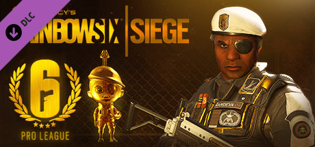 Tom Clancy's Rainbow Six Siege - Pro League Capitao Set