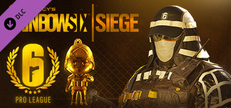 Tom Clancy's Rainbow Six Siege - Pro League Kapkan Set