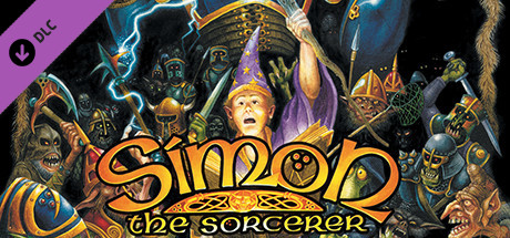 Simon the Sorcerer - Legacy Edition (Italian)