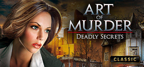 Art of Murder - Deadly Secrets cover art