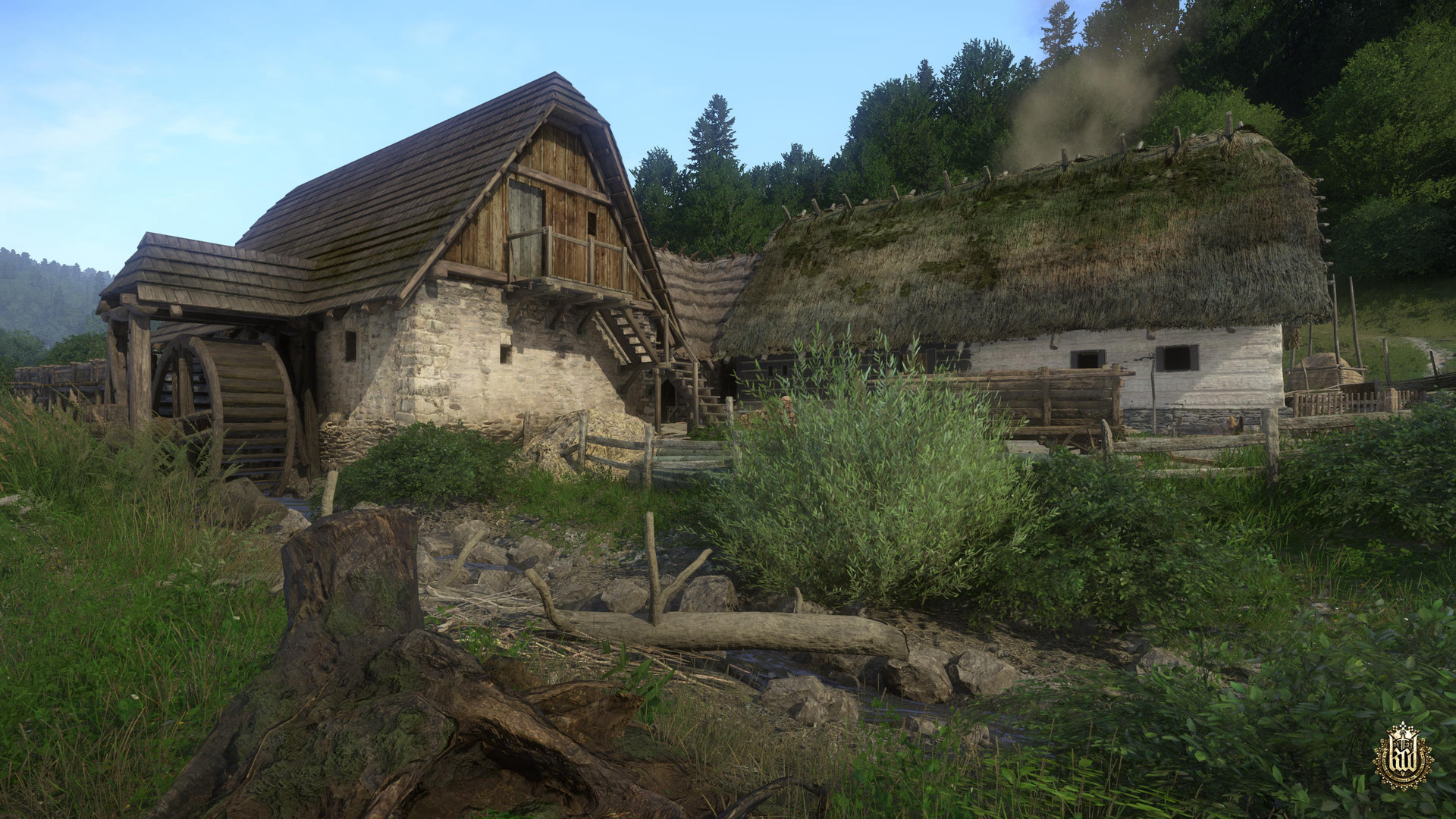Kingdom Come: Deliverance - HD Texture Pack [2018|Rus|Eng|Multi9]