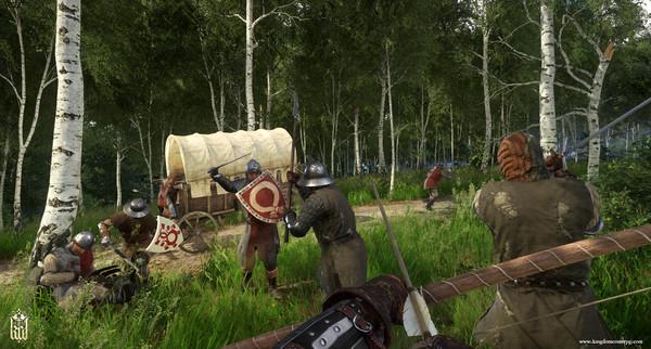 скриншот Kingdom Come: Deliverance - HD Sound Pack 4