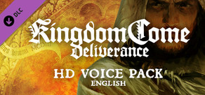 Kingdom Come: Deliverance - HD Voice Pack - English cover art