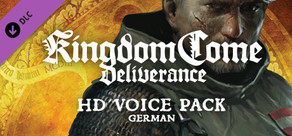 Kingdom Come: Deliverance - HD Voice Pack - German cover art
