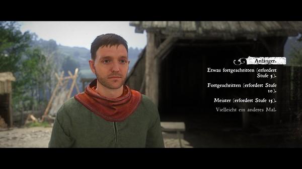 скриншот Kingdom Come: Deliverance - HD Voice Pack - German 1