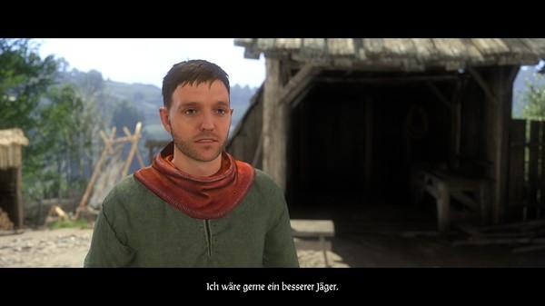 скриншот Kingdom Come: Deliverance - HD Voice Pack - German 0