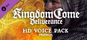 Kingdom Come: Deliverance - HD Voice Pack - French cover art