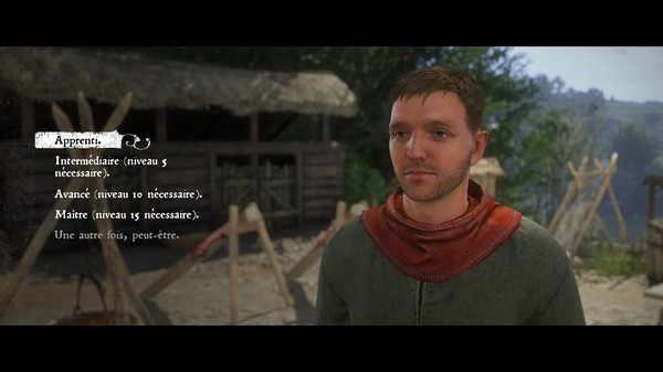 скриншот Kingdom Come: Deliverance - HD Voice Pack - French 1