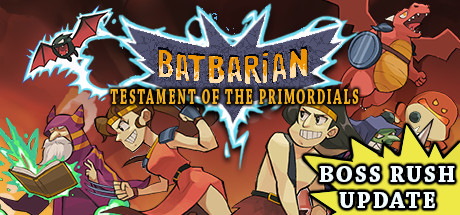 Купить Batbarian: Testament of the Primordials