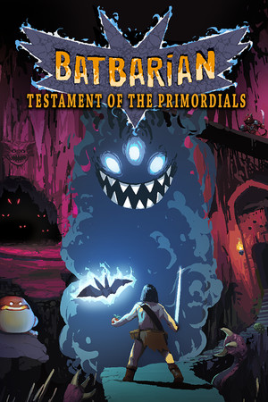 Batbarian: Testament of the Primordials poster image on Steam Backlog