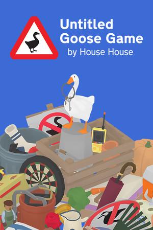 Untitled Goose Game poster image on Steam Backlog