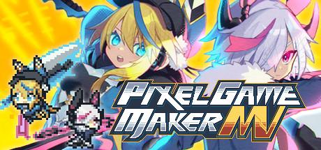 Pixel Game Maker MV / アクションゲームツクールMV trên Steam