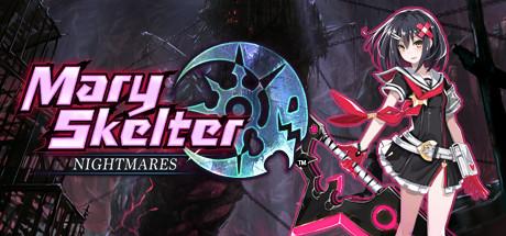 Mary Skelter Nightmares Capa