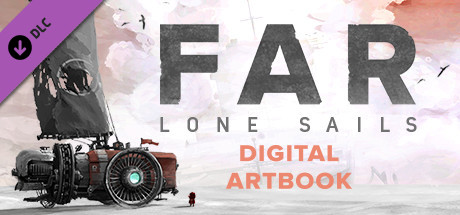 FAR: Lone Sails - Digital Artbook