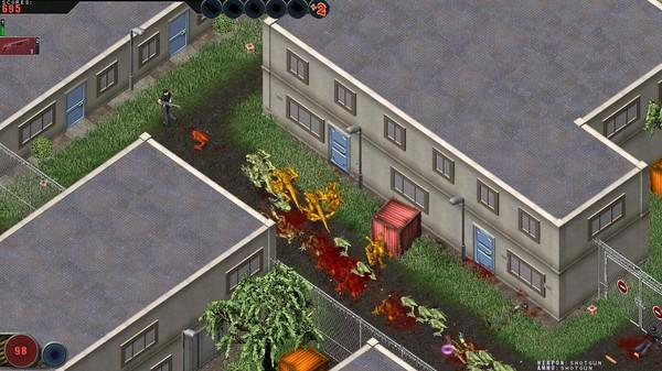 Alien Shooter - The Experiment (DLC)