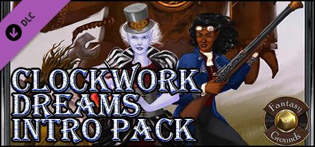 Купить Fantasy Grounds - Clockwork Dreams Intro Pack (Savage Worlds) (DLC)