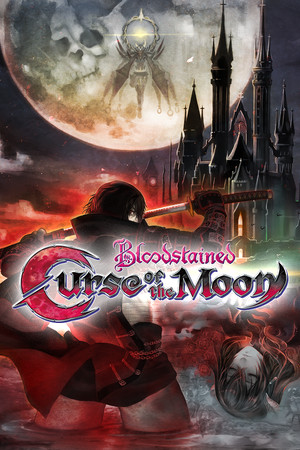 Bloodstained: Curse of the Moon poster image on Steam Backlog
