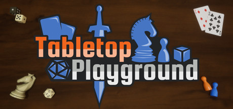 Tabletop Playground cover art
