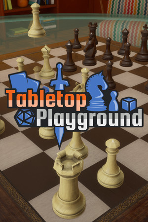 Tabletop Playground poster image on Steam Backlog