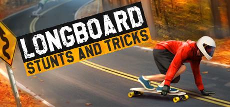 Longboard Stunts and Tricks cover art