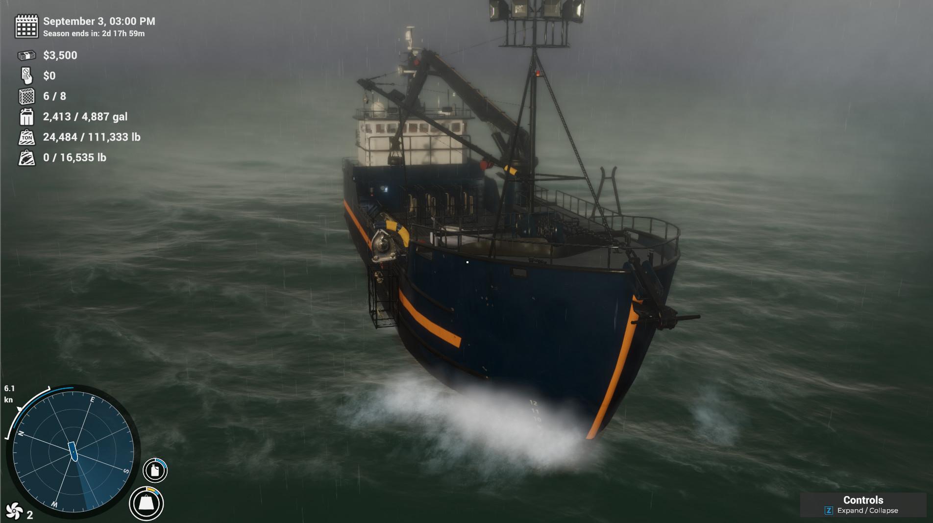 Deadliest Catch: The Game Screenshot 1